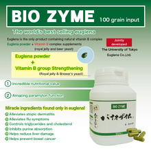 Functional health and beauty products euglena supplement