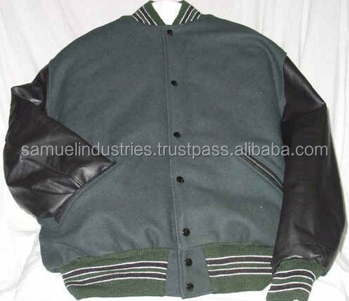 Branded apparel wholesale fashion australia sportswear college varsity jackets with different designs
