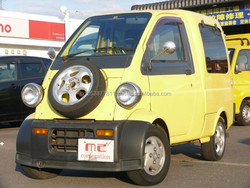 Popular and Right hand drive Daihatsu Midget 2 cargo 1997 used car auction japan