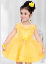 Alibaba wholesale children latest frocks designs party wear frocks for kids - Embroidery designs frock 4ikl