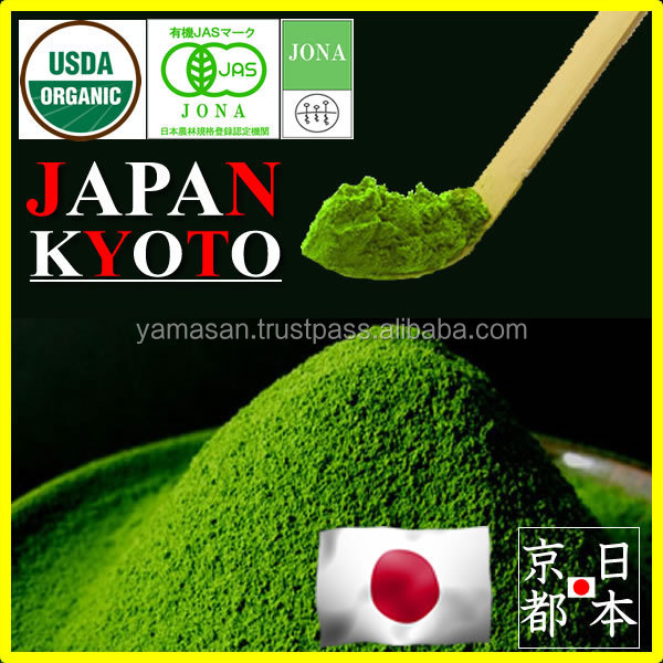 NO.1 Safe and pure MATCHA green tea the matcha with multi purpose made in japan