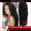 100% Unprocessed Peruvian Non-Remy Loose Wave Human Hair at Cheap Price