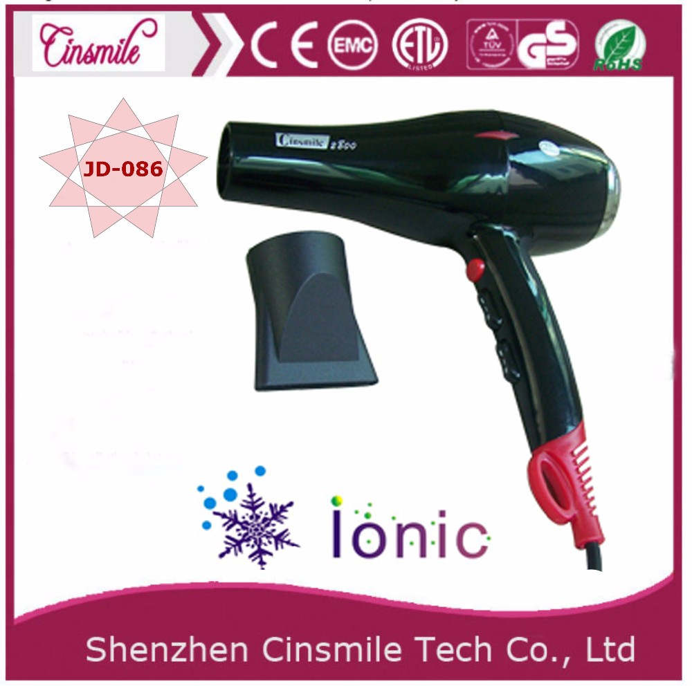 2017 Hot sell hair blow dryers professional with CE certificate