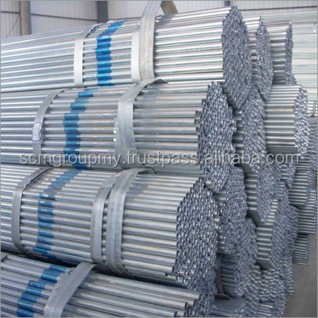 Certified G.I. Galvanised Steel API Fluid Pipe