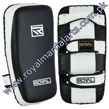 Professional high quality Martial Arts Training Custom Made Curve Muay Thai pad taekwondo kicking pad