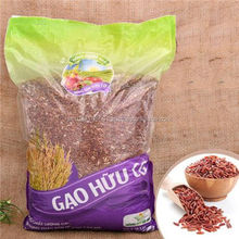 Organic Rice / Red Brown Rice From Vietnam With High Protein