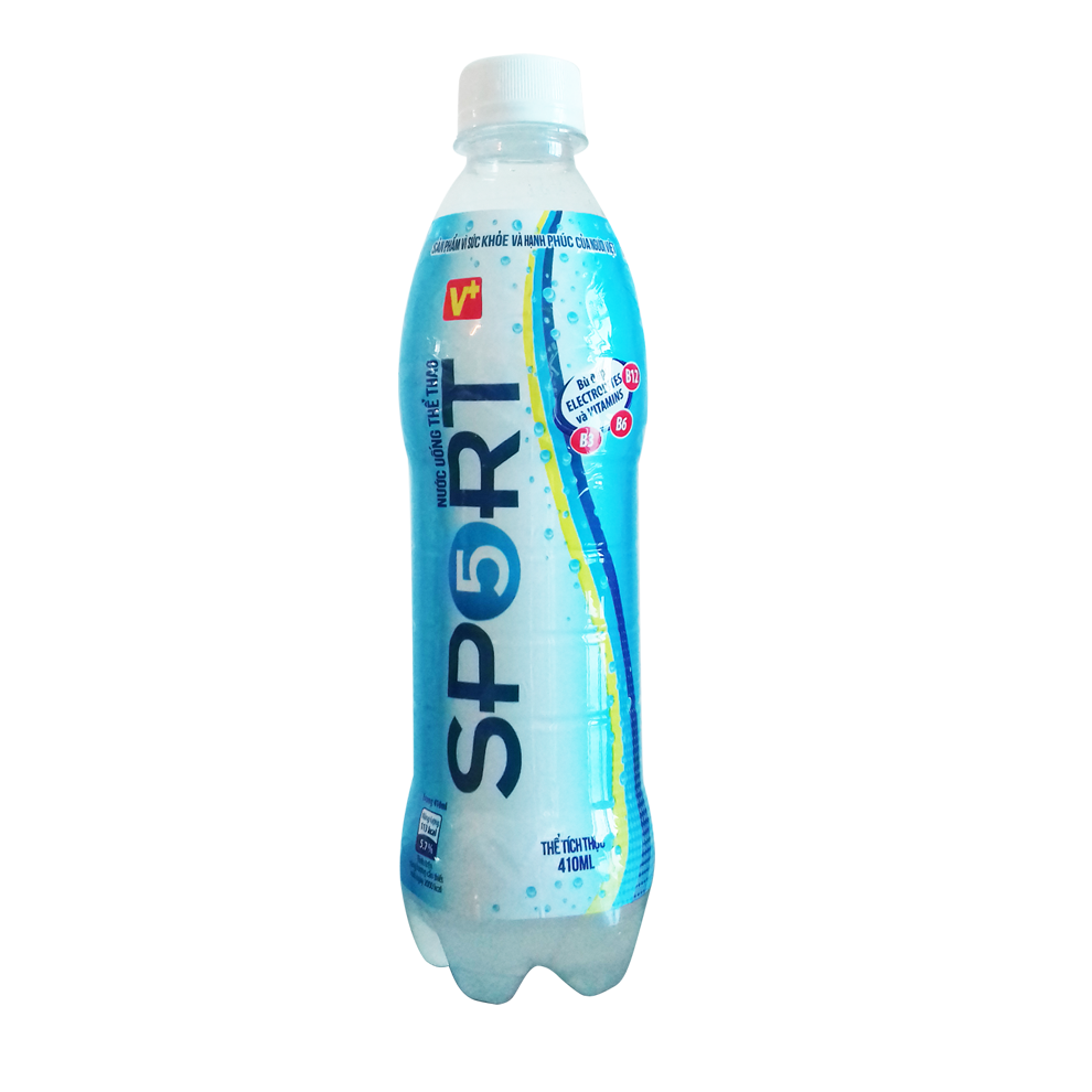 Sport 5 - multivitamin healthy isotonic drink
