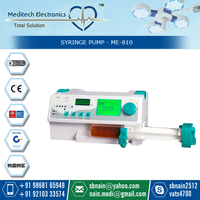All New Branded Hospital Equipment Portable Syringe Pump with CE Approve