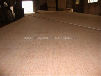 4*8 Commercial plywood / furniture used acacia plywood