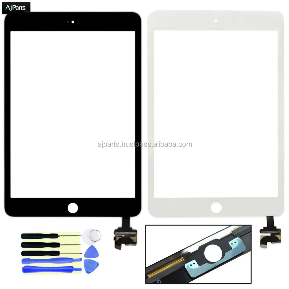 For iPad Mini 3 Screen Digitizer , For iPad Mini 3 Glass Touch Screen