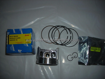PISTON KIT 0.5mm FOR BAJAJ DISCOVER 135