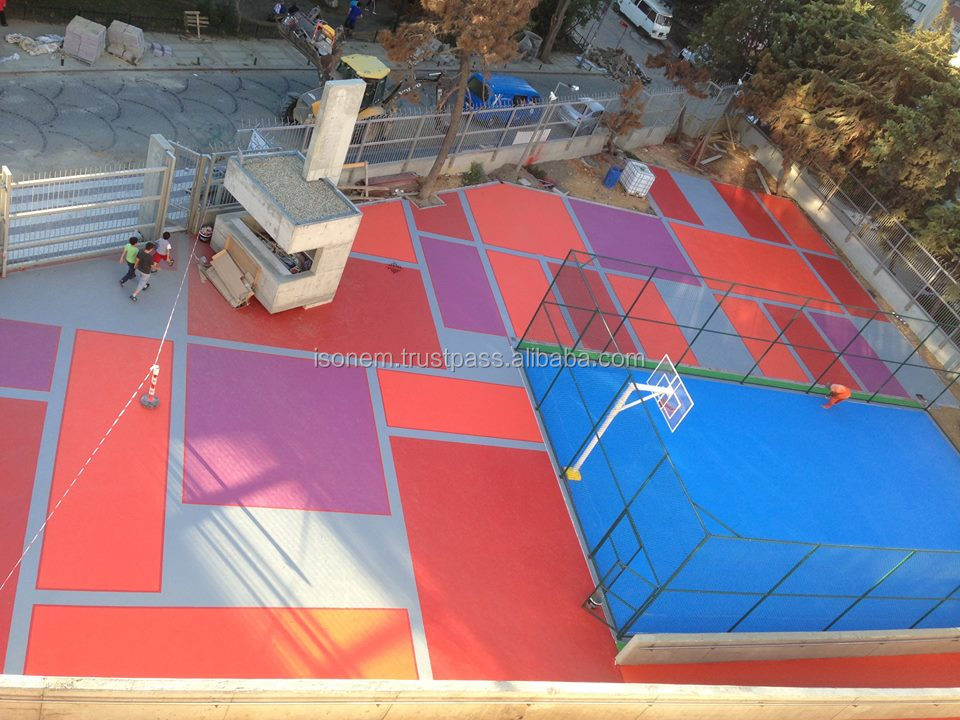 ISONEM BETON PAINT COLOR OR TRANSPARENT SEALER FOR CONCRETE
