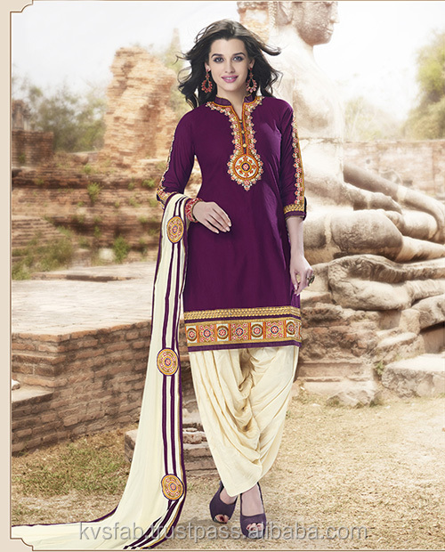 Indian Patiala wholesale suits- design no 6460