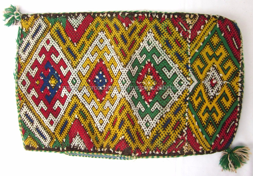 Startling Berber Handmade Kilim Cushion Covers