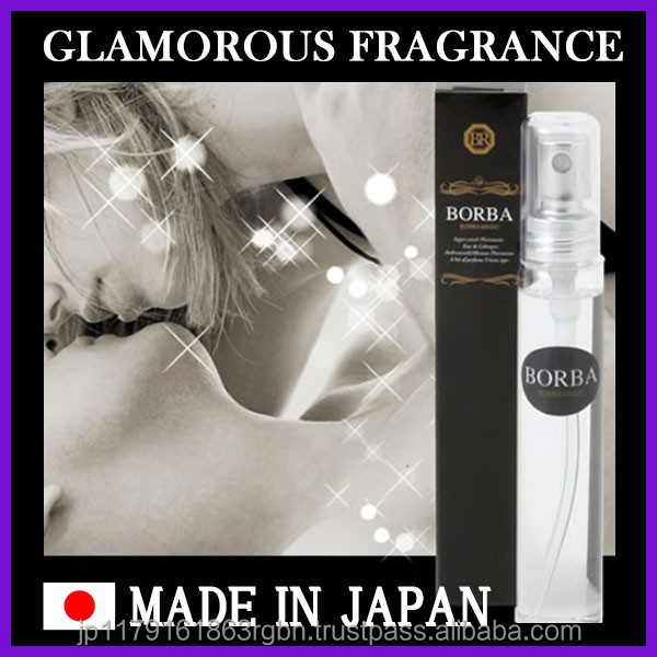 Sexy and Stylish fragrance bottle for mens , boyfriends made in Japan