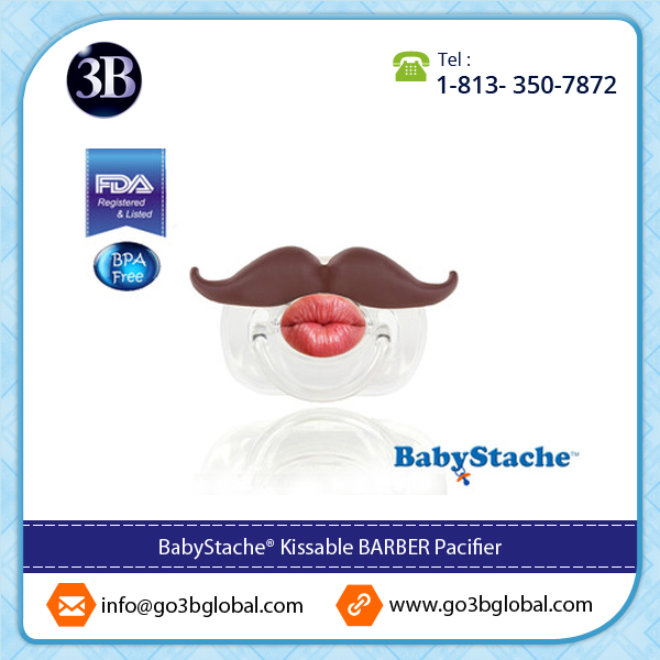 Top Ranked Manufacturer Supplying BPA Free Baby Pacifier at Lowest Rate