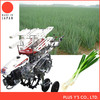 Small tractor planter for grenn onion, long onion Made in Japan