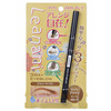 Leanani 3WAY Eyebrow Right Brown made in Japan pencil eyebrow