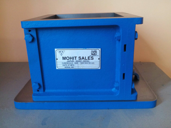ISI Cube Mould for concrete testing