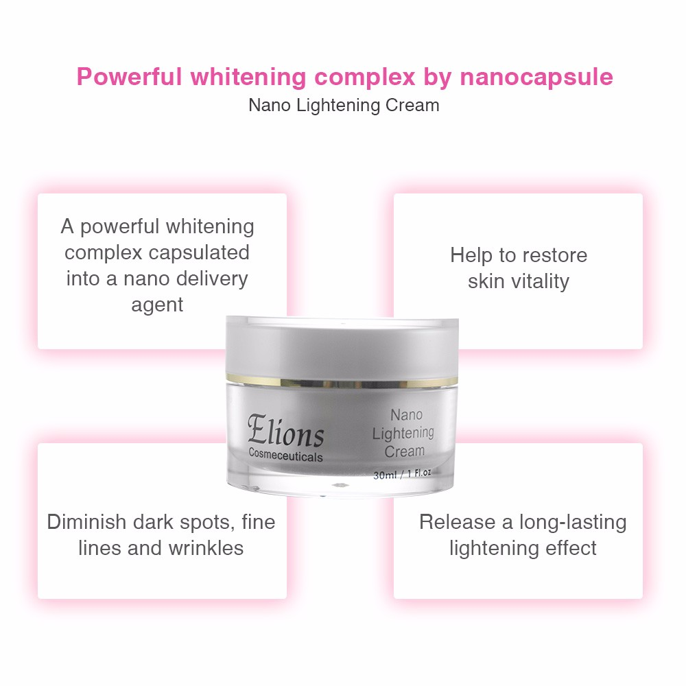 anti wrinkle and pigmentation cream for skin care