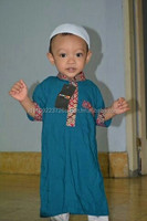 Koko / Gamis / Khamis / Arab Style / Thawb / Thobe/ Kandura () / Dishdasha ( )/ Jalabiyyah / For Toddler Boys Children