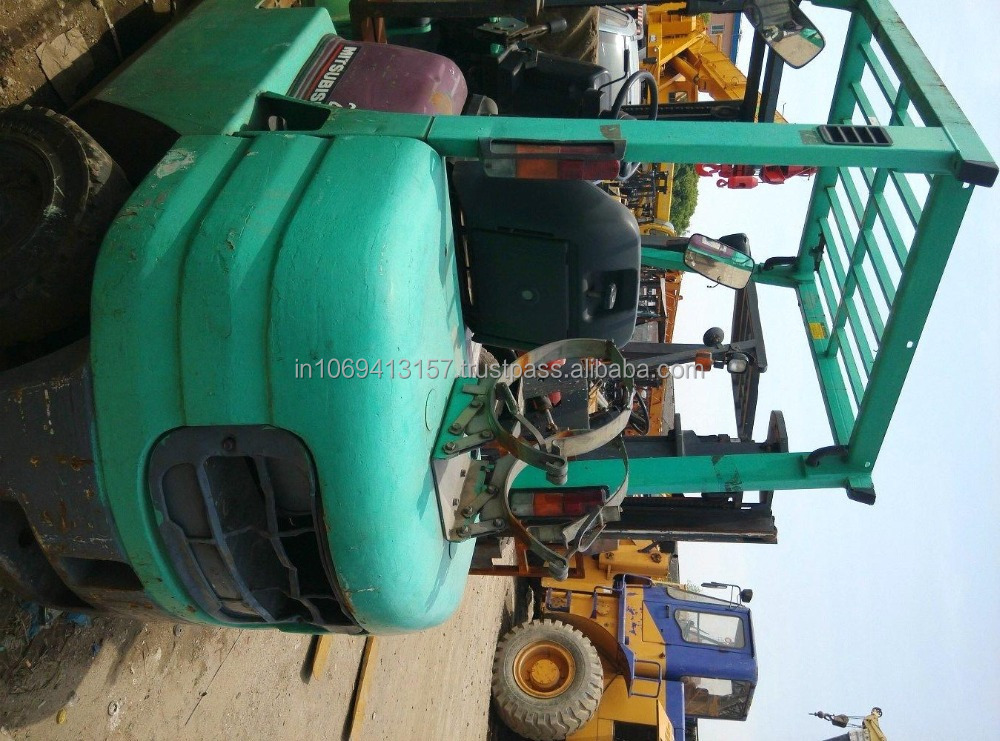 high quality used forklift 3T USED Mitsubishi 2.5T FORKLIFT mitsubishi 3t forklift