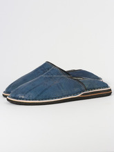 vintage Moroccan Slipper Babouche For Men, mixed colors