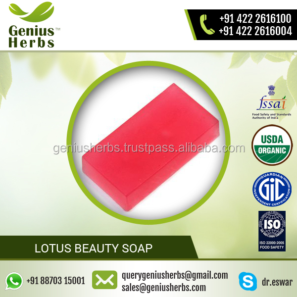 100% Organic Lotus Beauty Soap Sellers