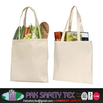 Trendy Cotton Canvas Bags/Organic Cotton Shopping bags/ Fair Trade Eco-Bags