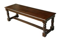 Colonial Bench Furniture