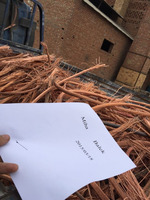 Copper Wire Scrap (Millberry Copper) 99.99%