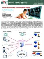 DICOM PACS Server Software