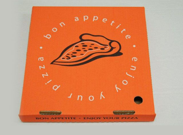disposable Printed Pizza Box, any design can be made, Paypal accepted