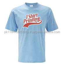 costume design high quality blank men plain print 100% cotton Tee shirts