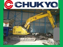 < SOLD OUT > AUTOMOBILE RECYCLING SUMITOMO USED EXCAVATORS SH235XLC-6 FORM JAPAN