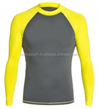 Stylish Rush Guard Long Sleeve
