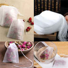 high quality packaging paper/heat seal disposable tea filter bag