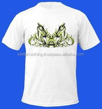 Custom Cotton T-shirt With Fashion Design Various Colors And Sizes