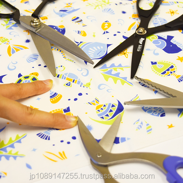 High quality and Long-lasting plastic recycle scissors for home use small lot order available
