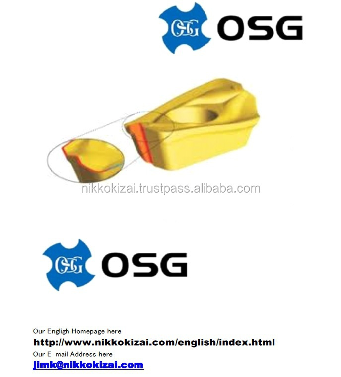 Various types of made in japan cutting tools for inserts for OSG for mold for 17 inch tablet pc at good price on alibaba