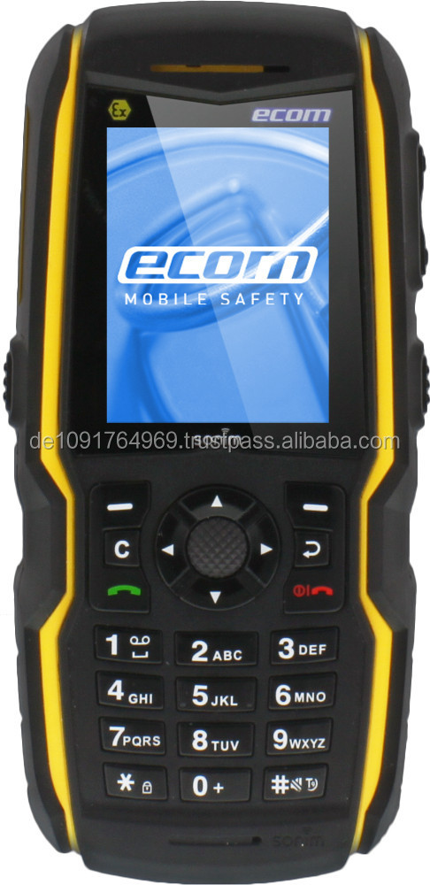 Intrinsically Safe Mobile Phone