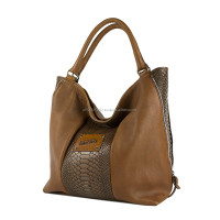 HANDBAG - GENUINE LEATHER 338