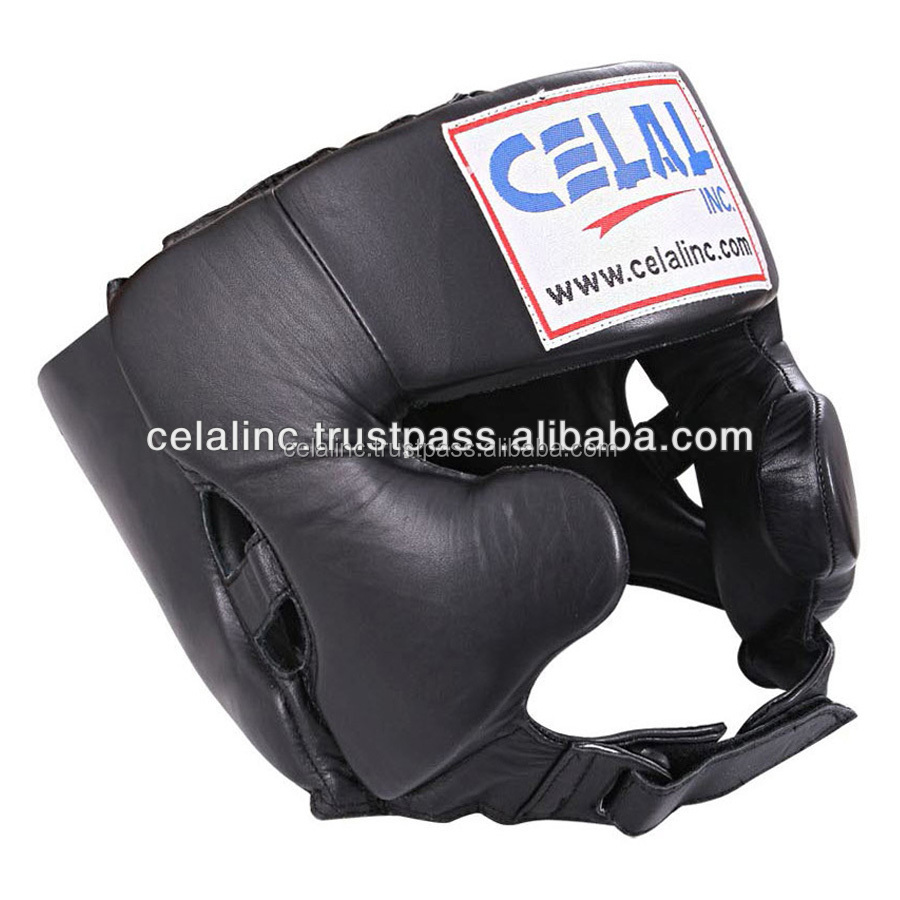 Boxing Head Guard Safety Headgear Helmet