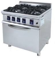 900 SERIES GAS RANGES WITH CUPBOARD 0R WITHOUT OVEN