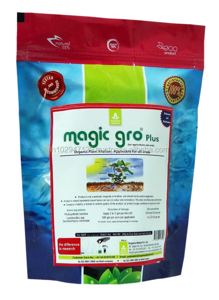 Magic Gro Plus for Efficient Tomato Farming