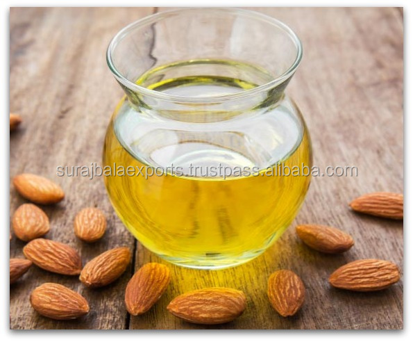 Bitter ALMOND organic essential oil
