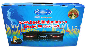 Amplifier Ascent Carton Boxes