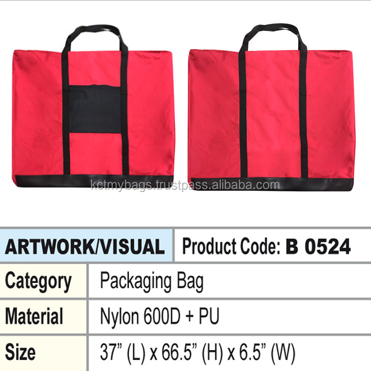 Nylon packaging bag