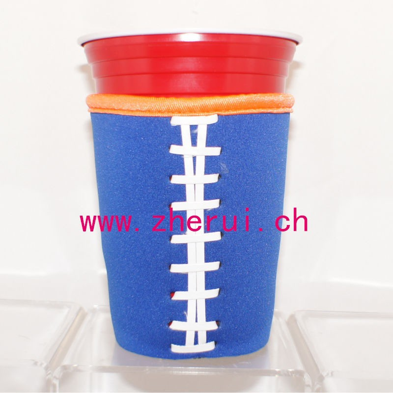 Neoprene Red Cup Sleeve