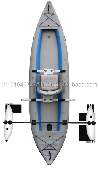 Zebec, KX ONE, Inflatable, OEM, , Fishing, SUP, Kayak